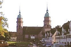 Town Church in Freudenstadt